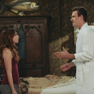 '˜How I Met Your Mother'™ Recap: The Names of Ted's Kids Are Revealed; Barney Gets Truth-Serum Drunk