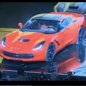 GM Unveils New 2014 Chevrolet Corvette Stingray