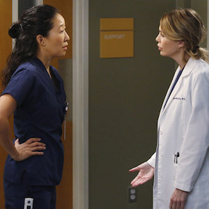 '˜Grey's Anatomy' Recap: Christina Fights With Meredith, Kisses Shane; Bailey Is Benched From Surgery