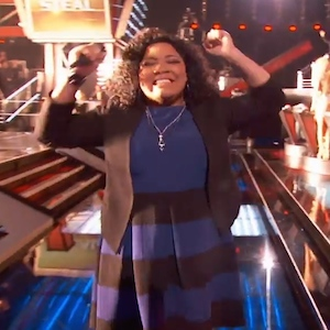 'The Voice' Recap: Battle Rounds Part 4 Usher Uses His Last Steal For Team Shakira's Cierra Mickens