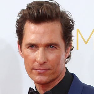 Matthew McConaughey Wants Washington NFL Team To Keep Redskins Nickname, Logo
