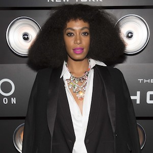 Solange Knowles Punches & Kicks Jay-Z In Elevator After Met Ball; Beyonce Watches On