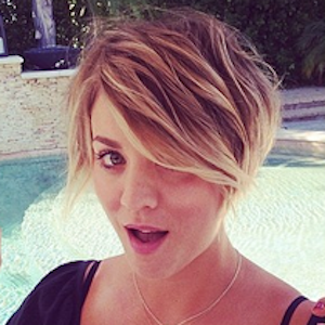 Kaley Cuoco Shows Off New Pixie Cut Uinterview
