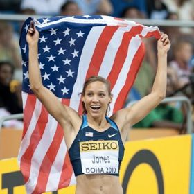 Lolo Jones Qualifies For London Olympic Games