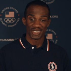 U.S. Paralympic Long Jumper Lex Gillette Talks About Losing His Vision Young