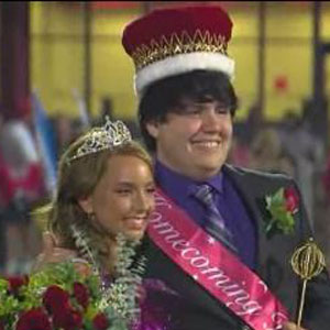 Eminem Attends Ceremony To See Daughter Hailie Crowned Homecoming Queen