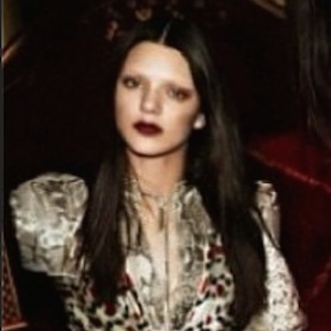 Kendall Jenner Featured In Givenchy Fall 2014 Campaign