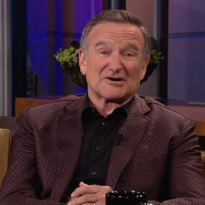Rob Schneider Suggests Parkinson's Drugs Caused Robin Williams' Suicide