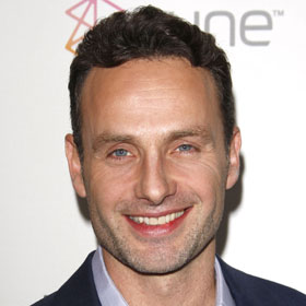 The Walking Dead's Andrew Lincoln: 'A Zombie Apocalypse Keeps Me Fit'