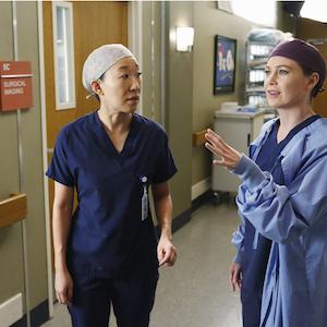 'Grey's Anatomy' Recap: Cristina Loses A Patient; April Is Pregnant; Alex Takes New Job
