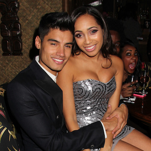 Siva Kaneswaran, The Wanted Singer, Engaged To Girlfriend Nareesha McCaffrey