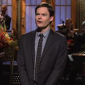 'Saturday Night Live' Recap: Bill Hader Hosts; Hozier Performs