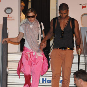 Madonna Rents Out Theater For Date With Brahim Zaibat