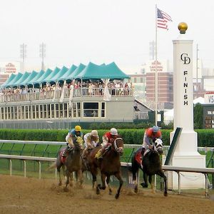 Kentucky Derby Kicks Off Saturday; California Chrome Is Favored