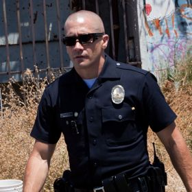 PHOTO: Jake Gyllenhaal And Michael Pena Hit Their Stride In 'End Of Watch'