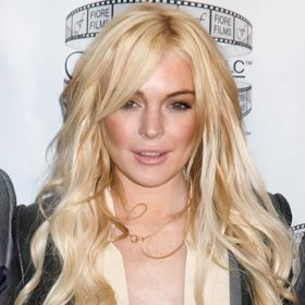 Lindsay Lohan Briefly Hospitalized After Car Crash