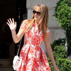 Jennifer Lawrence Flirts With Fashion