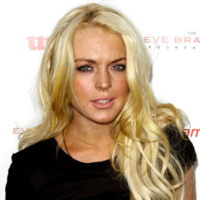 Lindsay Lohan Dropped From Movie