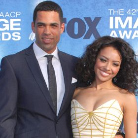 PHOTO: Who Is 'Vampire Diaries' Kat Graham's Rumored Fiance, Cottrell Guidry?