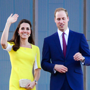 Kate Middleton & Prince William Tour Australia With Prince George