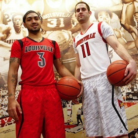 Michigan, Louisville Survive Final Four To Face Off In Championship Game