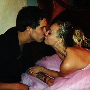 Kaley Cuoco Marries Ryan Sweeting On New Year's Eve