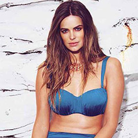 Robyn Lawley, Ralph Lauren's First Plus-Sized Model, Debuts Swimsuit Collection [Photos]