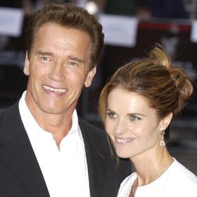 Arnold Schwarzenegger, Maria Shriver Reunite For Holidays