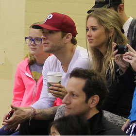 Who Is Ryan Phillipe's Girlfriend, Paulina Slagter?