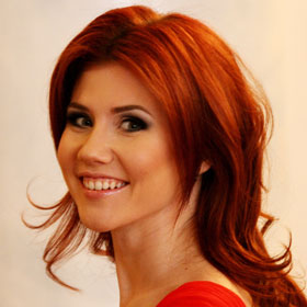 Alleged Russian Spy Anna Chapman To Host TV Series