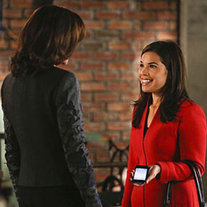'The Good Wife' Recap: Natalie Flores And Eli Reunite Over Dinner, Florrick/Agos Moves Into New Offices