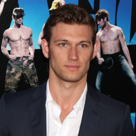 Alex Pettyfer Gained 27 Pounds For 'Magic Mike'
