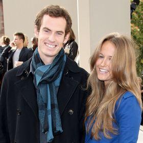Andy Murray Celebrates U.S. Open Victory With Girlfriend Kim Sears