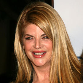 VIDEO: Kirstie Alley Loses Shoe On 'Dancing With The Stars'