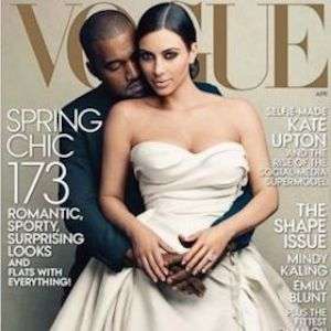 Naomi Campbell Disses Kim Kardashian And Kanye West 'Vogue' Cover; Kim Reveals North West Peed On Kanye During Shoot