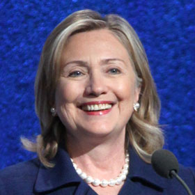 Hillary Clinton Meets With 'Texts From Hillary' Bloggers