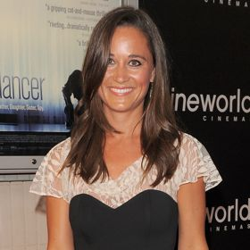 Pippa Middleton Hits Paris With New Male Companion