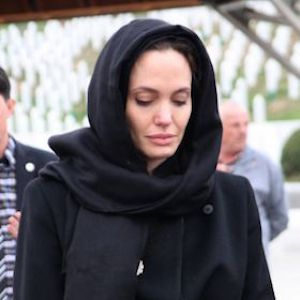 Angelina Jolie Named Honorary Dame For Humanitarian Work