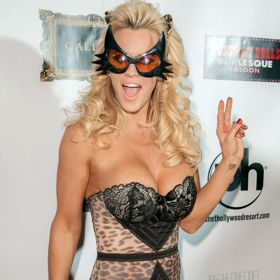 Jenny McCarthy Sexes It Up For Halloween