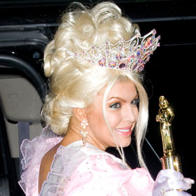 Fergie Channels 'Toddlers And Tiaras'