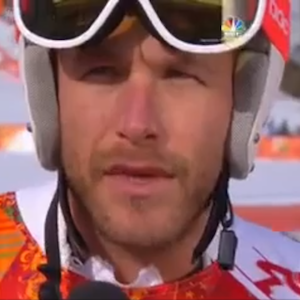 Bode Miller Tears Up During Invasive NBC Interview