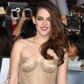 Kristen Stewart Is Sheer Bella For 'Twilight'