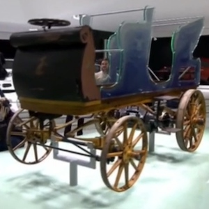 The World's First Porsche 'P1' Found After Missing For 112 Years