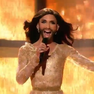 Conchita Wurst, Drag Queen, Wins Eurovision, Shuts Down Anti-Gay Critics