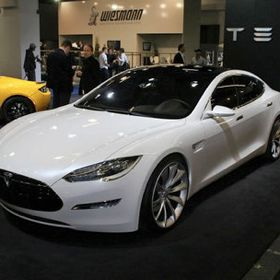 Tesla Model S First Electric Car Named Motor Trend's Car Of The Year