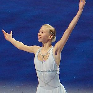 Polina Edmunds Proves Herself In Olympic Debut At Sochi