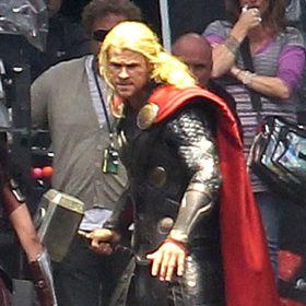 Thor 2 Spoilers: Chris Hemsworth Strikes