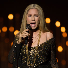 Barbra Streisand Returns To The Stage For 85th Annual Academy Awards