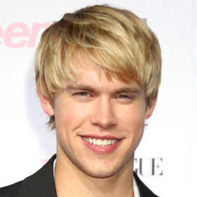 Chord Overstreet Cut From 'Glee' Cast
