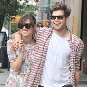 Keira Knightley Steps Out With James Righton
